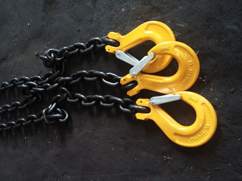 Цепные стропы NWR премиум сегмента качества и безопасности
